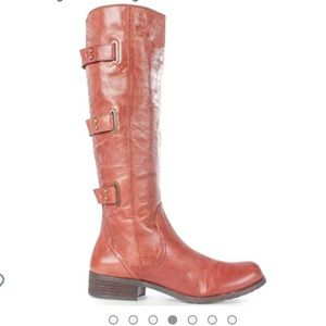 BCBGeneration Meegan Leather Boots